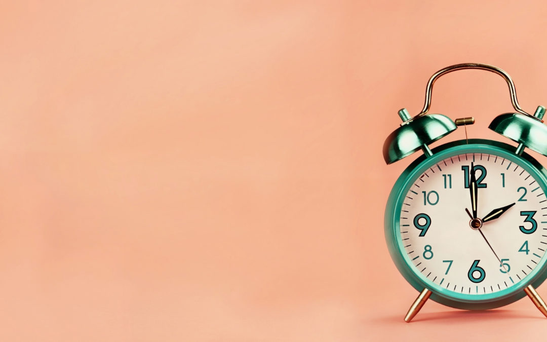 9 Areas to Consider When Coaching on Time Management